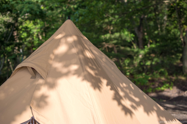 静かにキャンプしたい。設営場所の選び方を解説