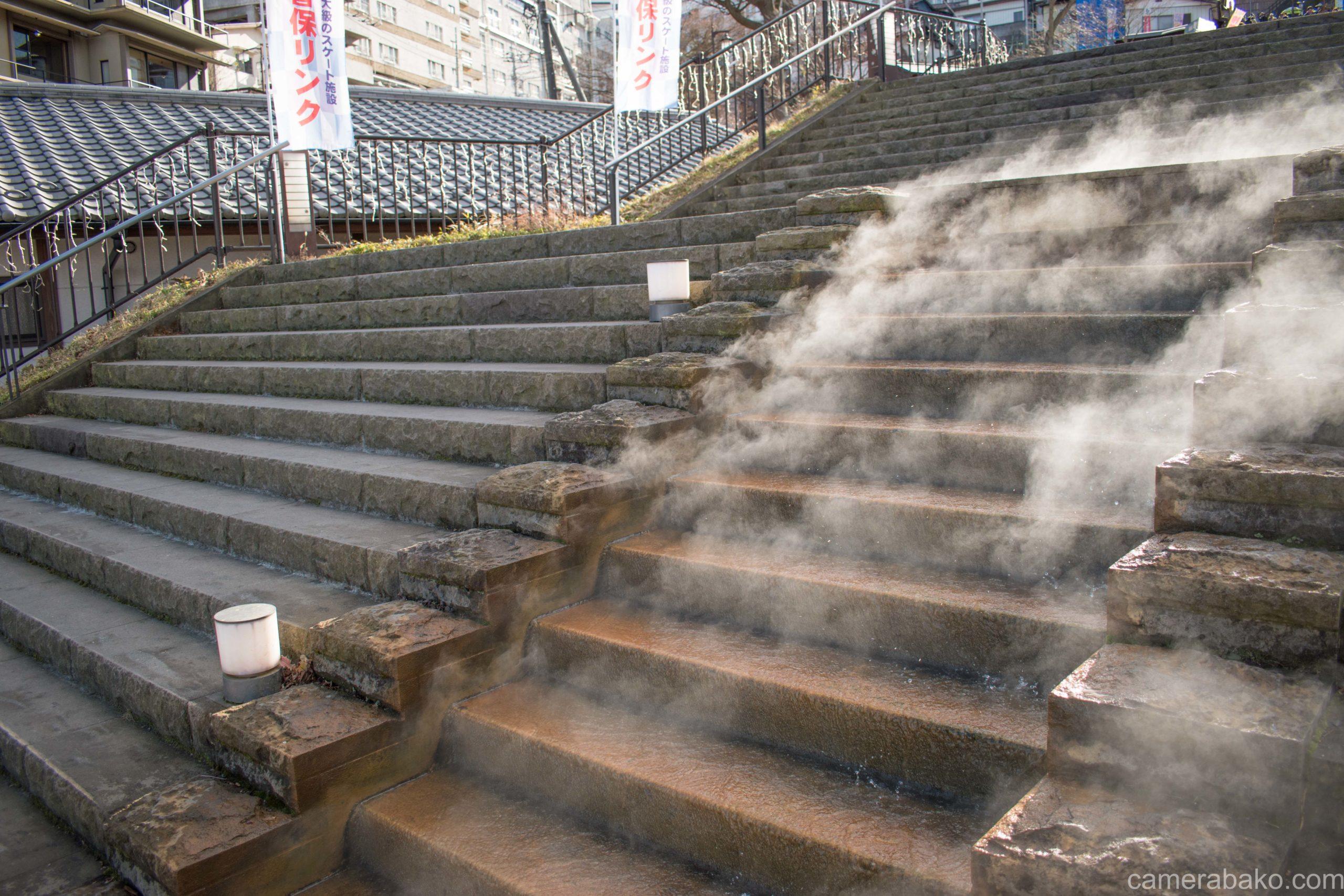 365段の階段