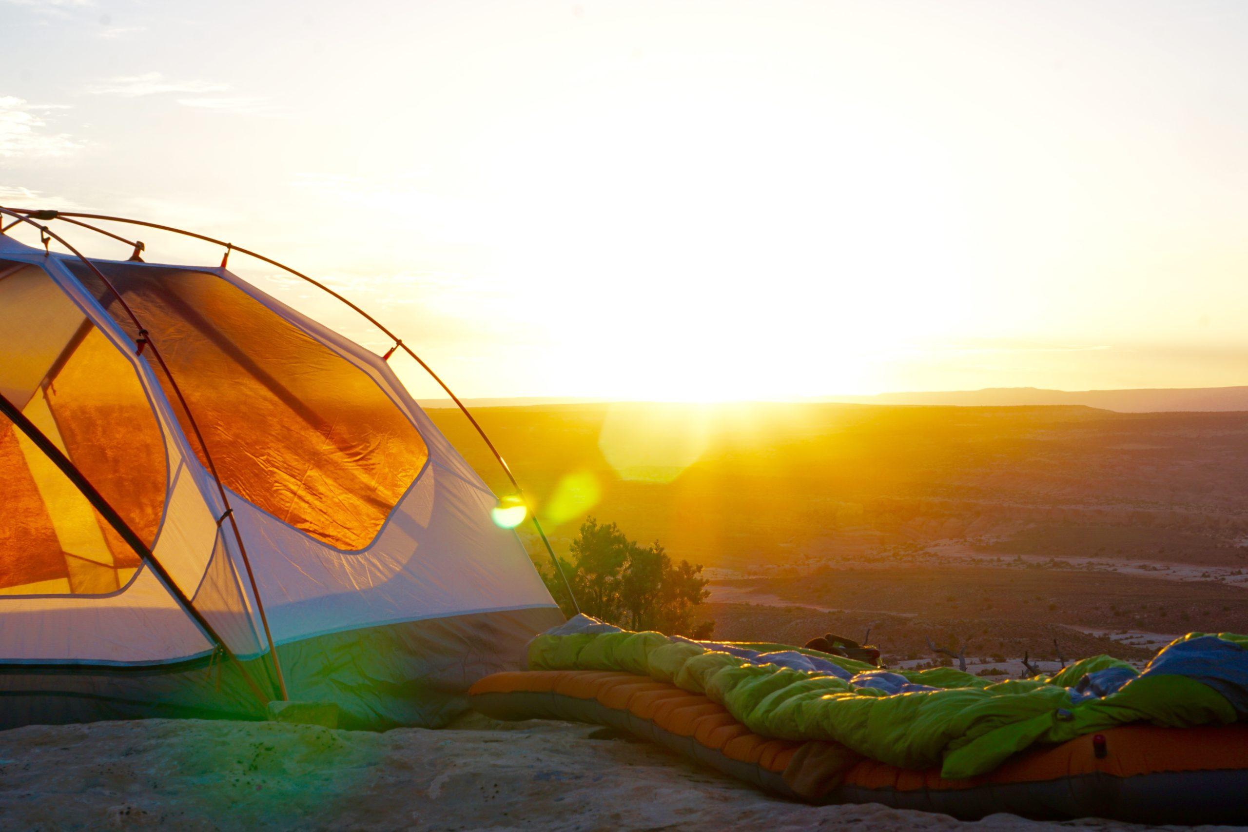 静かにキャンプするために出来ること:フリーサイトの場合